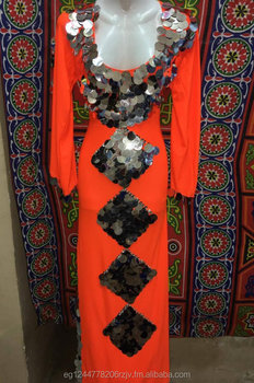 4e0ba90199958 Egyptian New Belly Dance Dress, Saidi Costume,Baladi Galabeya, Fallahi  Abaya (Panorama