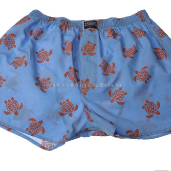 Tortoise print Boxer Short, Men' s under wear, unther hose, custom Boxer shirt
