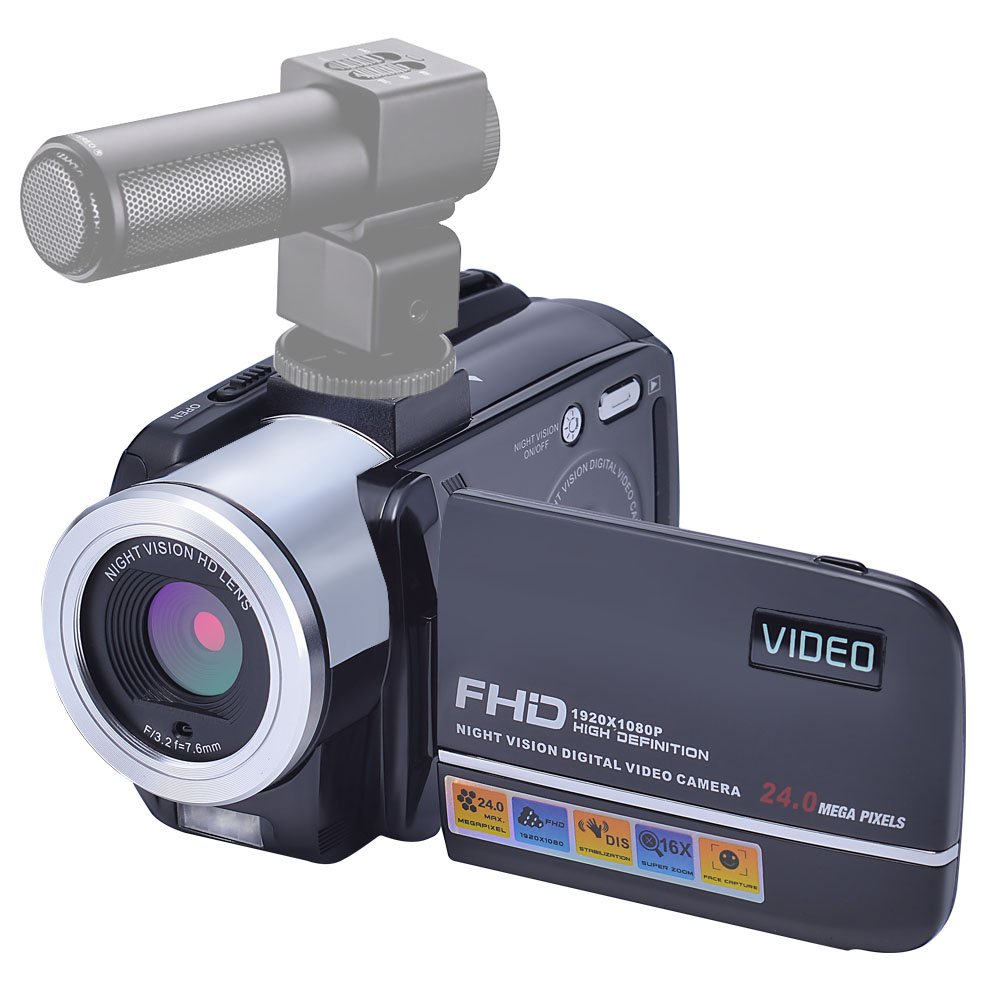 with SDC-26 Case Sanyo Xacti DMX-HD1 Camcorder External Microphone XM-AD2 Dual Channel XLR-Mini Audio Adapter for DSLR/'s Camcorders and Pro Video Cameras