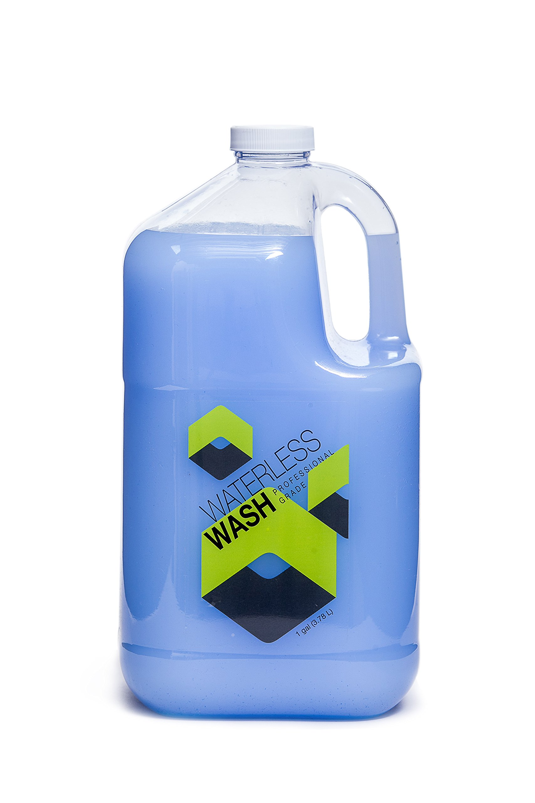 Armour Car Care Hyper-Active Eco-Friendly Auto 1 Gallon Waterless Wash and Wax ready to use