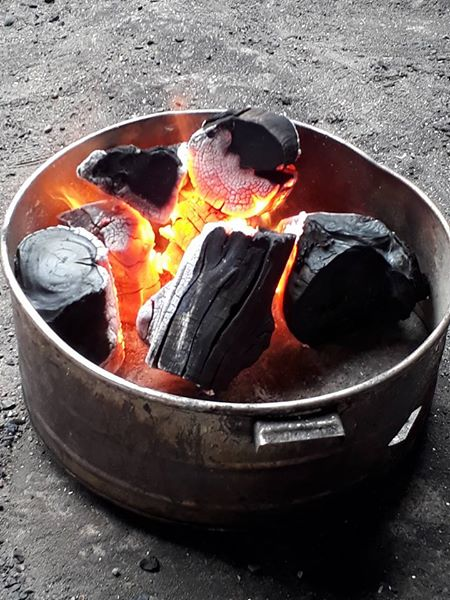 Coffee charcoal with suitable price for all customers all over the world