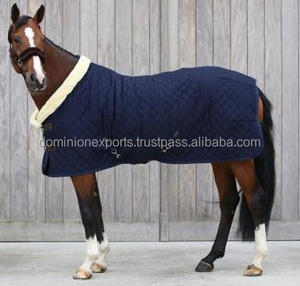 Horse Show Rug High Quality Quilted With Fur