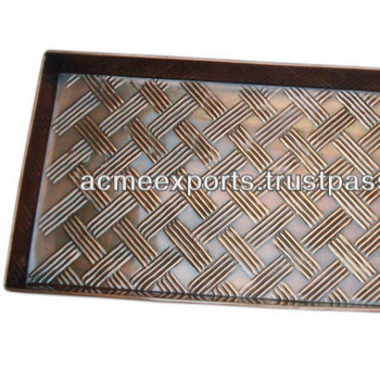 Garden Galvanized Tray
