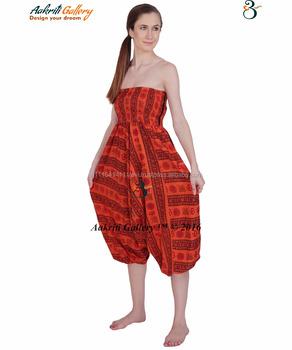 7f54f214c2b Jumpsuit Hippie Boho Harembroek Oude Om Groothandel Broek Indian Afgani  AliBaba Harem Yoga Vrouwen
