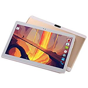 TOOGOO(R) 10 inch Octa Core unlock 3G WCDMA Tablet 2GB RAM 32GB ROM Dual SIM Cards Cellular Android 5.1 GPS Tablette 10 10.1(rose gold US )