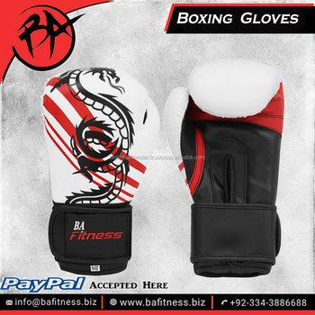 Printed Glove Design Custom Logo Boxing Gloves Boxing Bag Gloves - Buy Pro  Leather Boxing Gloves,Printed Boxing Gloves,Personalized Boxing Gloves