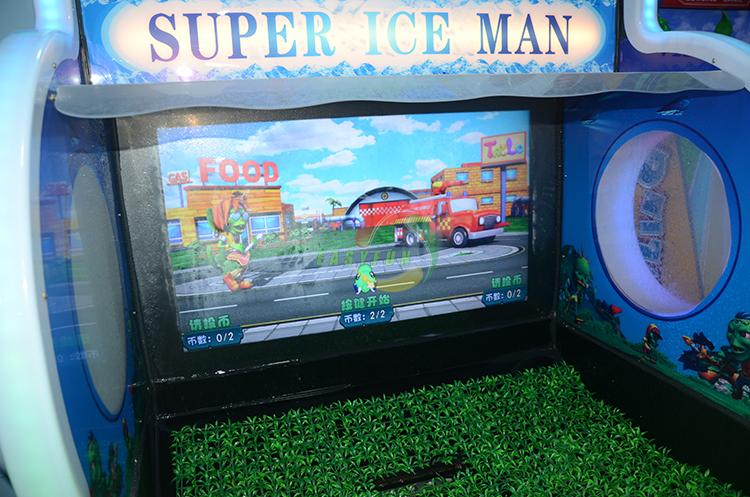 อิเล็กทรอนิกส์ออนไลน์อินฟราเรด Super Ice Man 2 น้ำเกมยิงปืนสำหรับคอนโซล