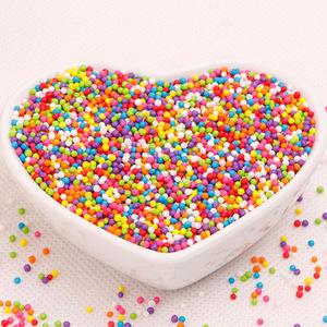 Mix Sprinkles -- Crystal & Pearl sugar Sprinkles