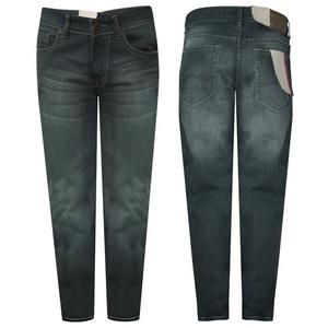 Hot sale new design men fashion denim jeans pants wholesale