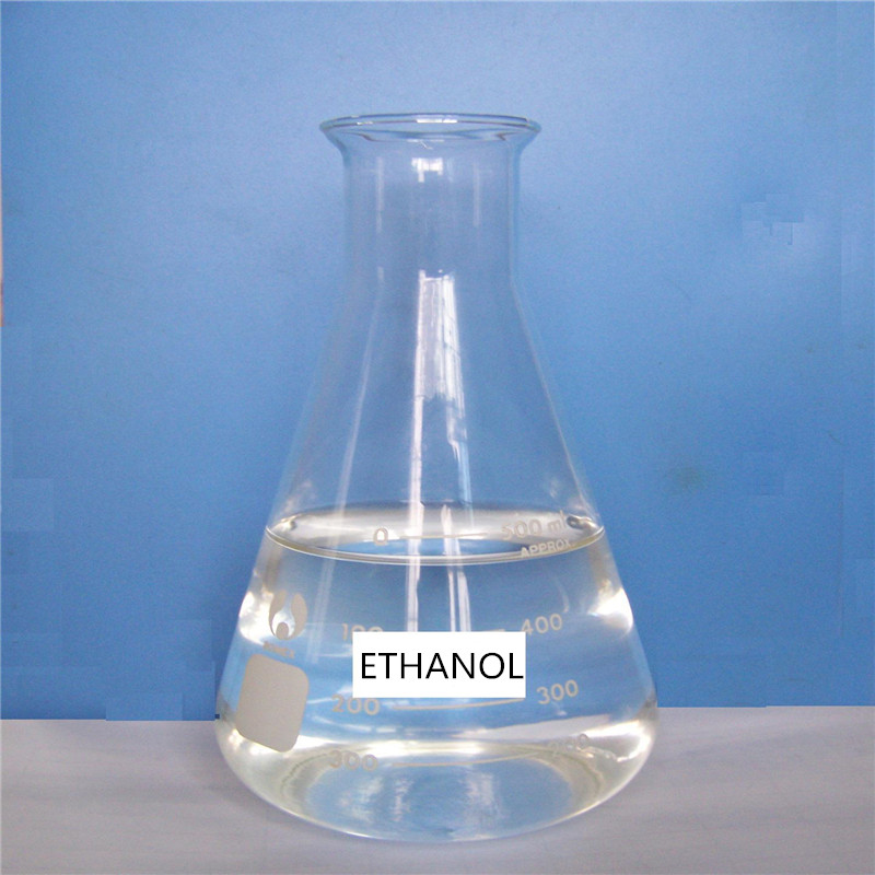 Ethanol (Industrial, pharmaceutical grade and Food grade) Factory Price