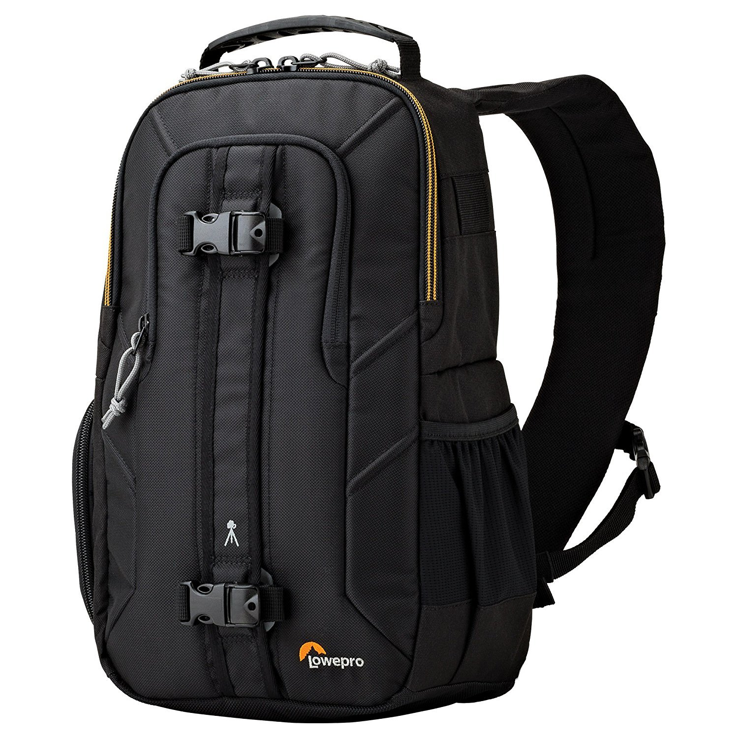 Lowepro Slingshot Edge 150 AW - A Secure, Slim, Smart and Protective Camera Sling for a Mirrorless Kit and Small Tablet