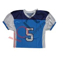 Custom Made Printing Sublimation American Football Jersey Football Equipment