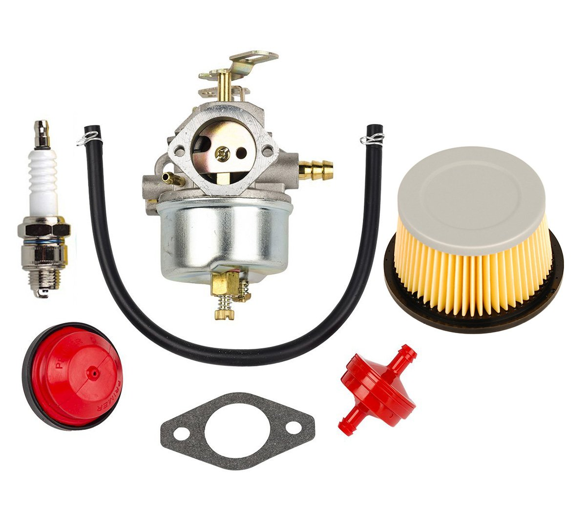 Cheap Fuel Air Filter Find Deals On Line At Alibabacom Airdog Filters Get Quotations Hifrom 632334 Carburetor Carb Kit With 30727 Primer Bulb For Tecumseh Hm70