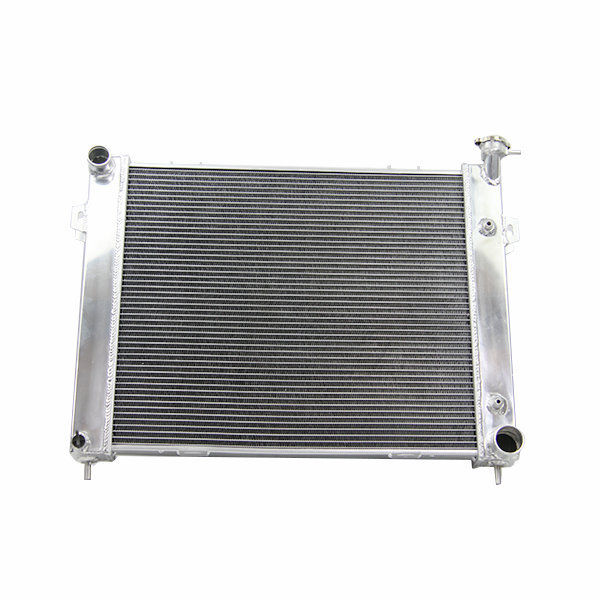 2Row Aluminum Radiator For 2001-2004 JEEP GRAND CHEROKEE 4.7L  V8 Only