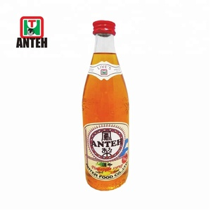 Taiwan ANTEH manufacturing plants wholesale pineapple juice concentrate drink beverage flavour non alcoholic cocktail syrup