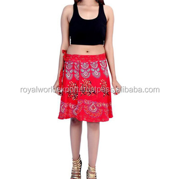 c9f96266a India Vintage Alibaba Mujeres Abrigo Alrededor De La Falda De Algodón  Faldas De Mandala - Buy Mini Falda Corta De Algodón Indio,Faldas Cortas ...