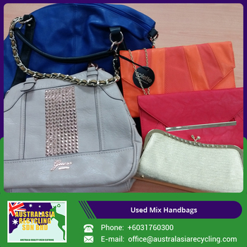 be82a268d3f5 Bulk Mixed Used Handbags Available In Different Color And Pattern ...
