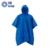 Promotional black customized PE PEVA EVA disposable womens adult rain coat poncho
