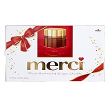 Merci chocolate 400g