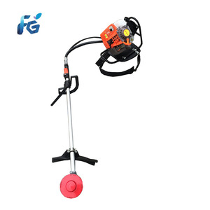 Cheap price high quality rotary tiller petrol grass cutter for sale