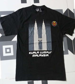 51060a21 Promotional Custom Printed Men's T Shirt - Buy Plain T Shirts For ...