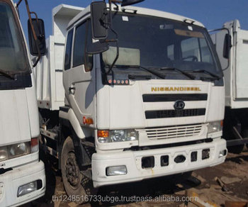 Nissan Diesel Truck >> Used Nissan Ud Dump Truck With V8 Diesel Engine Used 6x4 8x4 25t 40t 350hp Dump Truck For Sale Buy Used Nissan Ud With Diesel Engine Used Nissan