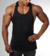 Customized Breathable Gym Clothing Plain Cool Dry Tank Tops Man Fitness tanktop Workout stringer