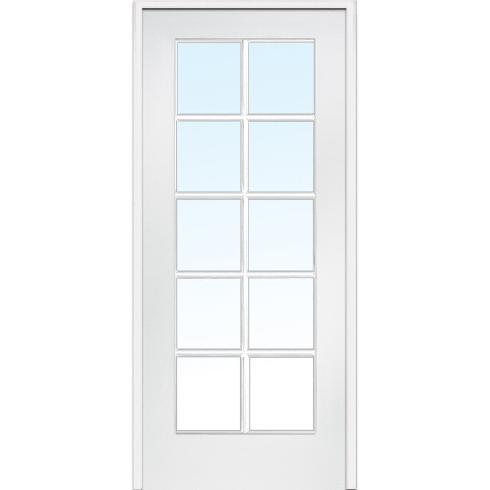 Get Quotations · National Door Company ZA09303L Primed MDF 10 Lite Clear Glass Left Hand Prehung Interior Door  sc 1 st  Shopping Guide - Alibaba & Cheap 26 X 80 Interior Door find 26 X 80 Interior Door deals on ...