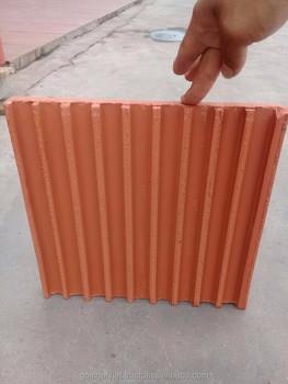 Terracotta Block Thick Strong Flooring Tiles Vietnamese Floor Quarry