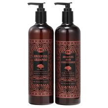 Beste branded marokko argan oilhair shampoo und conditioner für lockiges haar OEM