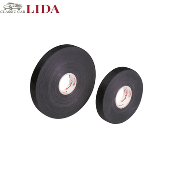 Adhesive Fleece Flame Retardant Fabric Harness Insulation Cover Pvc Electrical Tape For Door Wiring Loom Harness Cable