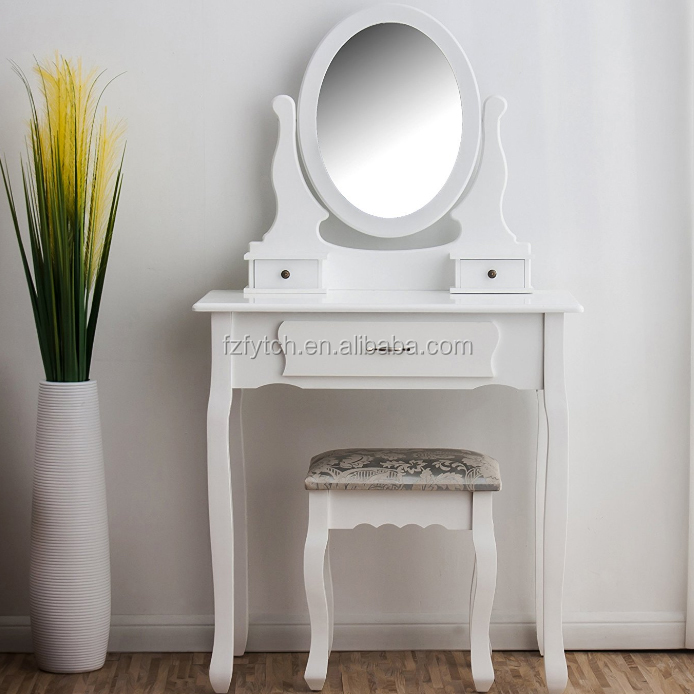 Muebles De Dormitorio Maquillaje Espejo Tocador,Armario Diseños ...