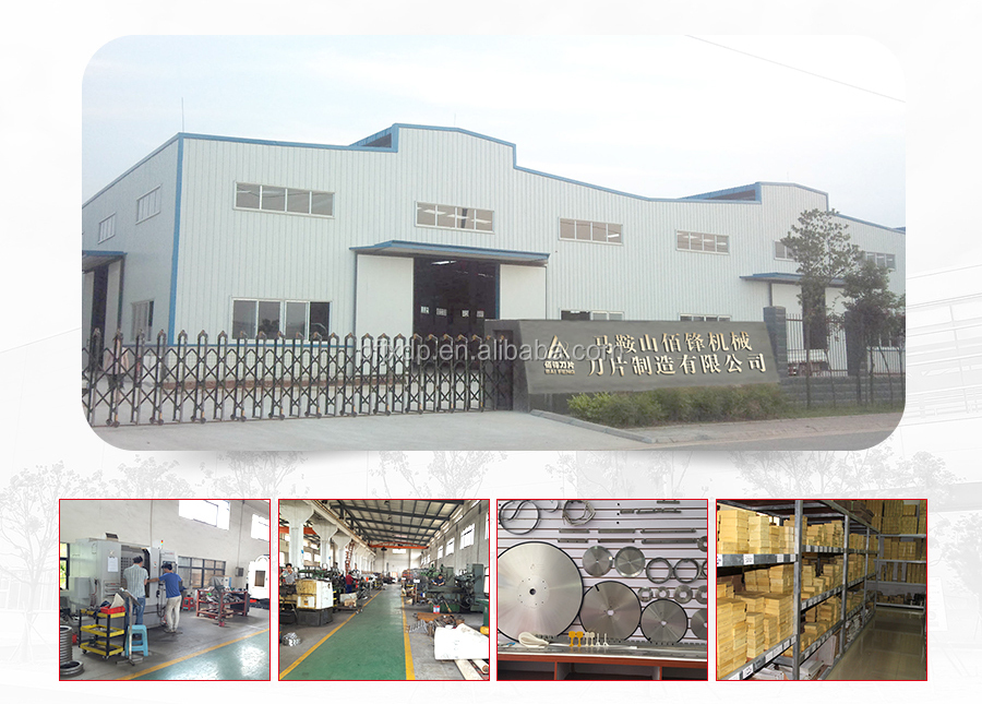 Manufacturer price round packaging machinery blade