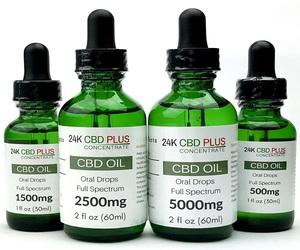 Full spectrum bulk hemp CBD oil