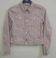 Ladies Plain Attractive Denim Jacket