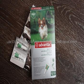 K9 Advantix Ii Flea Tick Treatment For Small Dogs Up To 4 10 Lbs