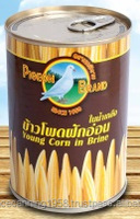 Canned baby Corn 15 oz.