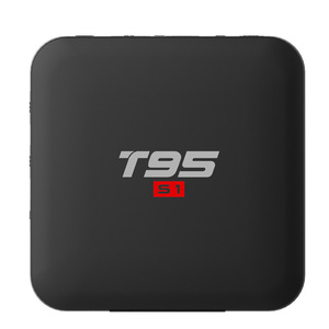 New arrival T95 S1 Amlogic S905W Android 7.1 Tv Box 1GB 8GB Streaming Media Player Android Tv Box VS X96 mini TX3 MINI
