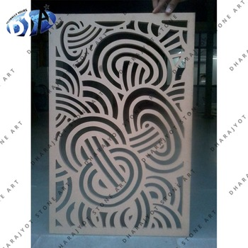 Marble Abstract Design Home Interior Wall Jali Screen Decor Buy Abstract Design Jaliinterior Wall Stone Decorationhome Decoration Pieces Product