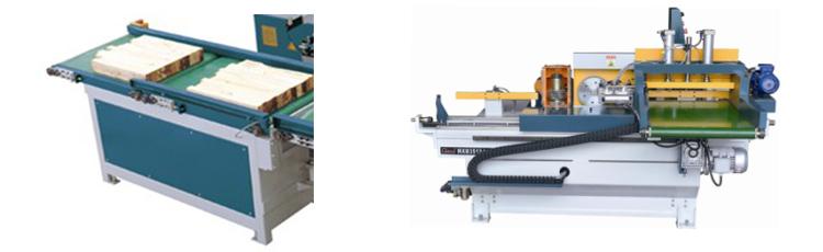 Cina Full Automatic Macchina di Legno Finger Joint Linee di Produzione