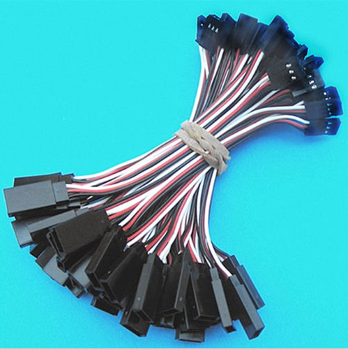 Servo Extension Lead 26awg Conversion Cable For Futa 26awg