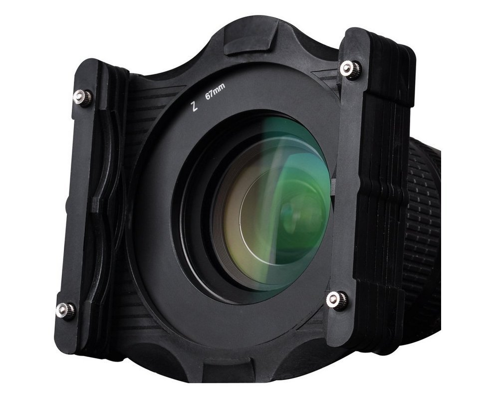 """Zomei Camera Filter Holder 72mm for Cokin Z Pro 4x4"""" 4x5""""4x5.65"""""""
