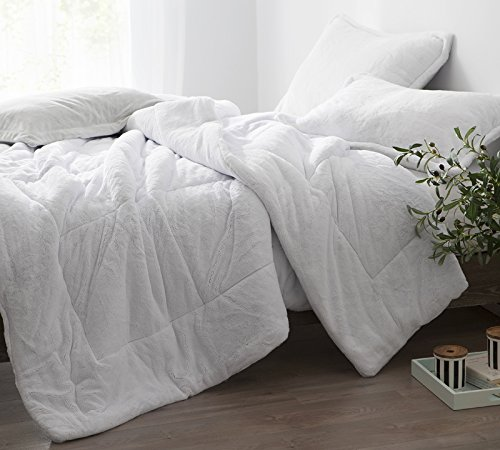 Byourbed Coma Inducer Twin Comforter - Oversized Twin XL - The Original - White