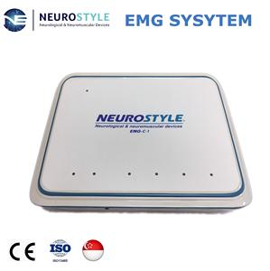 Hot sale Portable emg machine with ncv and erp system