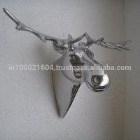 artificial christmas Large wall mount Moose head