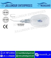 SILICONE BULB WITH ADAPTOR