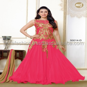 Finden Sie Hohe Qualität Anarkali Kleid Hersteller und Anarkali ...