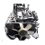 USED JAPAN ENGINE C223T - ENGINE WITH MANUAL GEARBOX