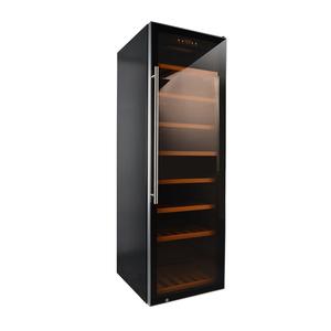 wholesale storage192 bottles compressor retail wholesale wine cooler fridge