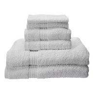 PURE COTTON WHITE TERRY TOWEL